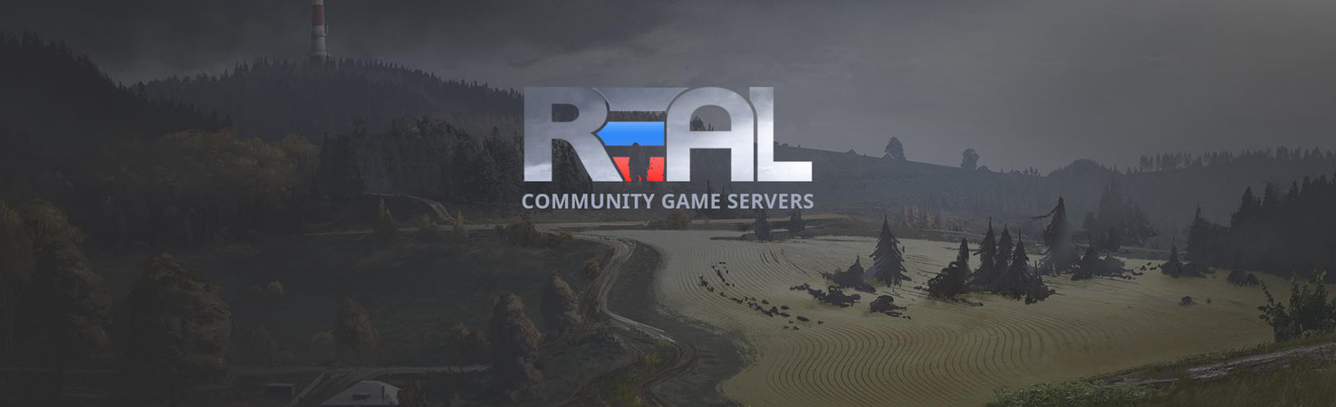Real Community Game Servers